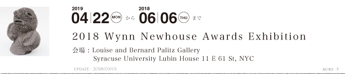 2018 Wynn Newhouse Awards Exhibition